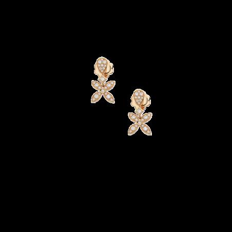 Orecchini B9896/W-R
