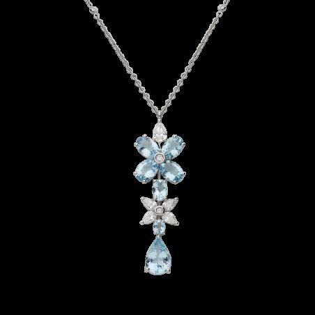 Necklace G9731/ACQW-W