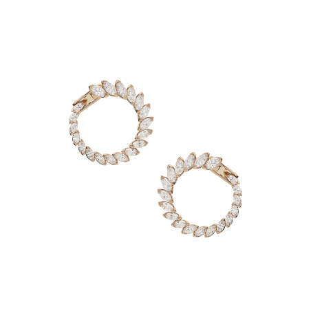 Earrings B10387/2W-R