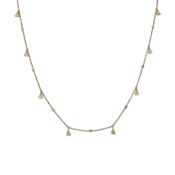 Necklace G10304/YW-Y