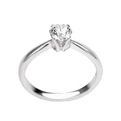SOLITAIRE RING TULIP