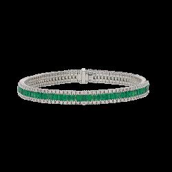 Bracelet BR8663/1SME-W