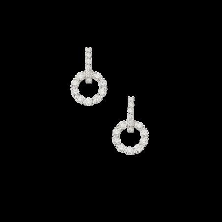 Orecchini B5752/1W-W