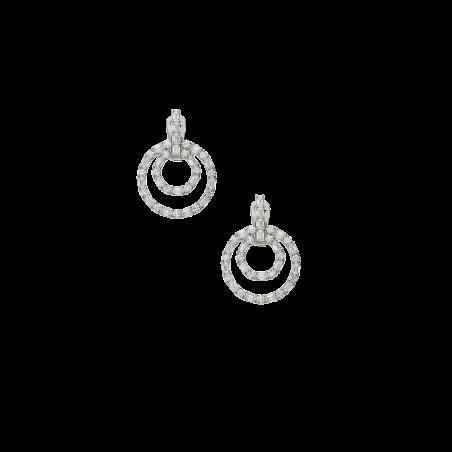 Earrings B7414/W-W